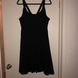 NEW Banana Republic little black dress (size 14)